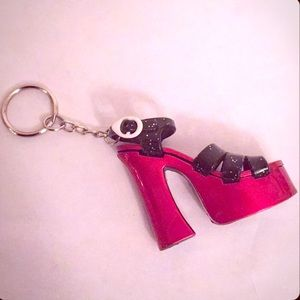 Other - 🆕 Vintage High Heel Keychain/Charm